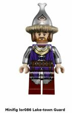 Lego Lord of the Rings lor086 Lake-town Guard Lotr Hobbit