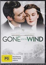 GONE WITH THE WIND - Clark Gable, Vivien Leigh, Thomas Mitchell - DVD