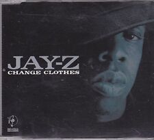 Jay Z-Change Clothes Promo cd single