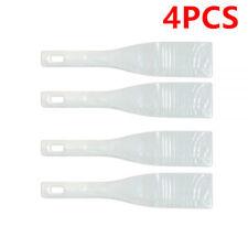 4pcs 3 Width Gallon Spatula Ink Scoop Silk Screen Printing Shovel Goop Scoop