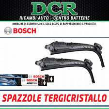 Kit 2 Spazzole tergicristallo anteriore BOSCH 3397118996 BMW CHRYSLER CITROEN DO