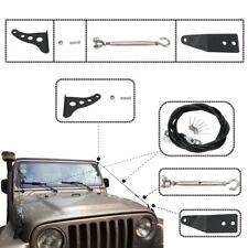 6pcs Adjustable Limb Riser Fits for 07-16 Jeep Wrangler JK JKU 7611 Part Diesel