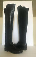 Blondo Waterproof Impermeable Leather Knee High Black Boots Sz 6