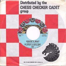 CHUCK BERRY & BO DIDDLEY * 45 * Chuck's Beat / Bo's Beat * USA CHESS * NM ! 1964