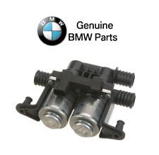 For BMW E39 525i 528i 530i E53 X5 Dual Solenoid Type Heater Control Valve OES