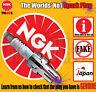 NGK Spark Plug for Yamaha CY
