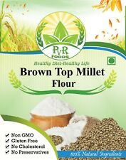 5 Packets 2.5Kgs of assorted Millet Flour - Free Shipping