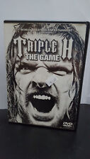 ** WWE - Triple H: The Game (DVD, 2002, Used) -- Undisputed Champion!