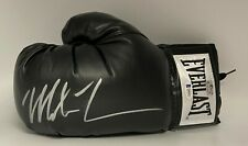 Mike Tyson Signed Everlast Boxing Glove Beckett BAS COA Autographed AUTO