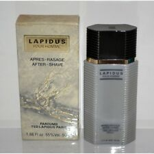 Lapidus Pour Homme 1.66 OZ After Shave Splash New in Sealed Box