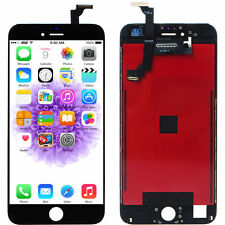 2 x LCD Touch Screen Display Digitizer Frame Replacement for iPhone 6 Plus Black