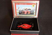 IXO / Hot Wheels Ferrari F1 90 1990 1:43 #1 Alain Prost (FRA) in special box