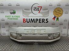 VOLKSWAGEN VW POLO 2014 - 2017 GENUINE FACELIFT FRONT BUMPER P/N:  6C0807221