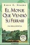 El monje que vendió su Ferrari. NUEVO. Nacional URGENTE/Internac. económico. AUT