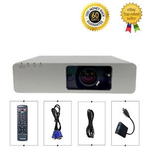 Panasonic PT-FW100NTU Projector 3000 ANSI Conference Room Wireless w/bundle