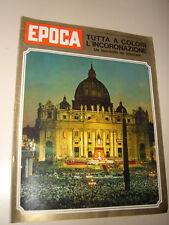 EPOCA=1963/667=CHRYSLER TURBINE CAR=GORINO FERRARESE=PABLO CASALS=LIZ TAYLOR=