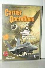 CARRIER OPERATION GIOCO USATO OTTIMO PC CDROM VERSIONE INGLESE RS2 39479