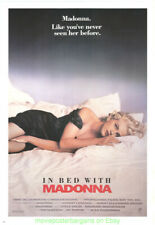 IN BED WITH MADONNA MOVIE POSTER 26x38 COMMERCIAL PRINT