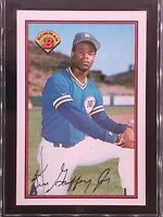 1989 Bowman Ken Griffey Jr. ROOKIE RC #220 ISA 10 GEM MINT
