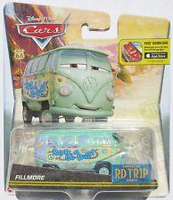 ++ Disney Pixar Cars - Fillmore - Road Trip Series - Mattel