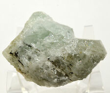 400ct Natural Blue Beryl AQUAMARINE Rough Gemstone Crystal Mineral - Brazil