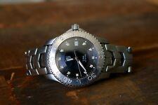 Tag HeuerLink Diamonds Men's Watch PRE-OWNED Model:WJ1113.BA0575