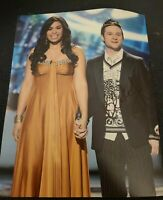 BLAKE LEWIS SIGNED 8X10 PHOTO AMERICAN IDOL JORDIN SPARKS D W/COA+PROOF RARE WOW