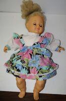 "Cititoy 1989 Doll 18"" Blond Hair Sleepy Blue Eyes"