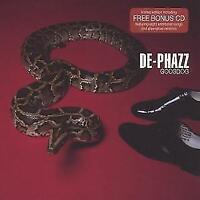 12 CD NEU OVP De-Phazz Godsdog Limited Mambo Craze Anchorless aus BR Space Night