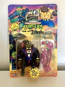 Teenage Mutant Ninja Turtles Universal Stuido Monsters Don Dracula MOC Unpunched