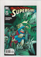 Supergirl #66 VF/NM 9.0 DC Comics 1911 Superman