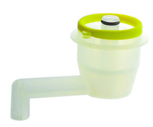 SYRUP SEPARATOR - LANCER LEV VALVE - YELLOW 2 PRONG STYLE