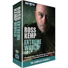 Ross Kemp Extreme World Season 2 TV Series Box Set Region 4 New (3 Discs)