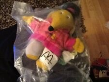 Macdonalds Happy Meal WOMBLES  TOY in Sealed Packaging . Rare