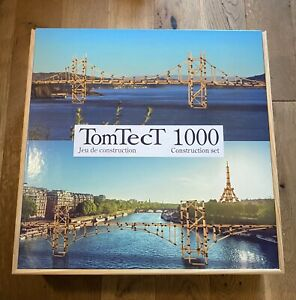 KAPLA TomTecT 1000 Construction Set Wooden