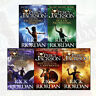 Percy Jackson 5 Books Young Adult Collection Paperback Gift Pack By Rick Riordan