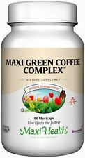 Maxi Health GREEN COFFEE COMPLEX Diet Support 90 capsules