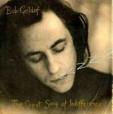 "The Great Song Of Indifference 7"" : Bob Geldof"