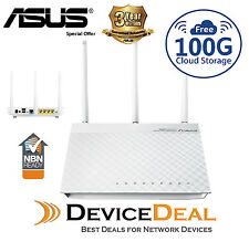 Asus Dual-Band Wireless-N900 RT-N66U Gigabit Router WHITE Limited Ed RT-N66W