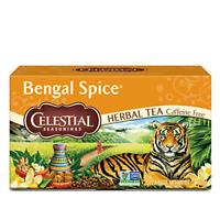 Celestial Seasonings Herbal Tea Bengal Spice 20ct - NEW/SEALED - EXP 01/2022