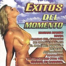 Top Latin Hits : Exitos Del Momento CD