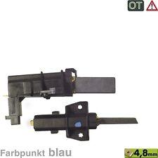 Charbons du moteur BALAIS de Bauknecht Whirlpool CESET POINT BLEU 481931088529