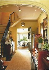 Postcard Connecticut Old Lyme Florence Griswold House Hallway Furnishings MINT