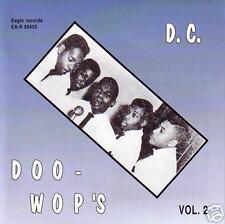 V.A. - D.C. DOO-WOPS Vol.2 - From the Vault of D.C. Rec