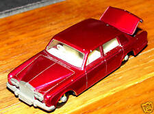 MATCHBOX #24 ROLLS ROYCE SILVER SHADOW LESNEY ENGLAND