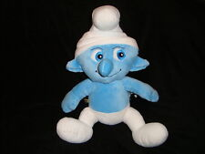 Build a Bear Smurfs W/Laughing voice box 2011 17""
