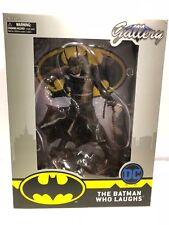 Dc Gallery Figure Batman Comic Who Laughs Statue Diamond Select