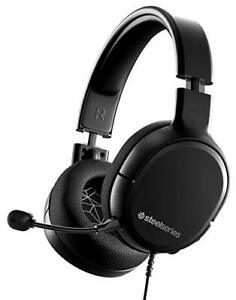 SteelSeries Arctis 1 - All-platform compatibility - for PC, PS4, Xbox, Nintendo