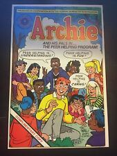 Archie and His Pals in The Peer Helping Program (1991) #0 #1 NM Near Mint