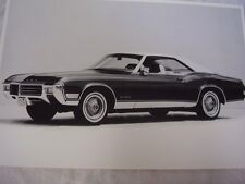 1969  BUICK  RIVIERA  12 X 18 LARGE PICTURE   PHOTO